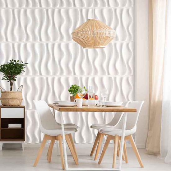 3D Wall Panel , Waves