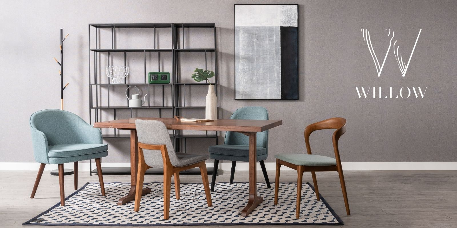solid wood dining chair, solid wood frame sofa, Scandinavian interior design, contemporary interior design