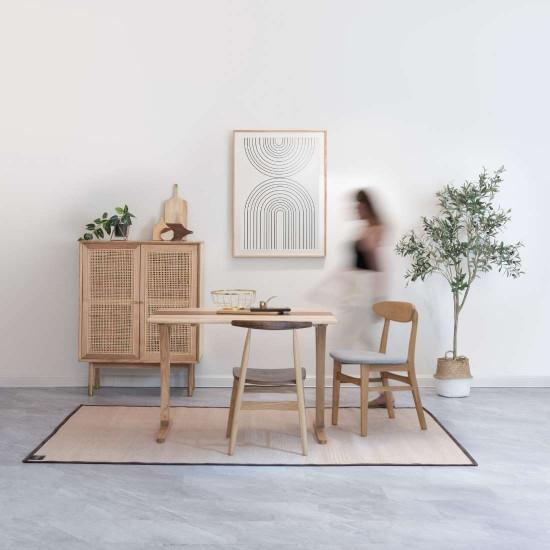 Shima chair, Oak