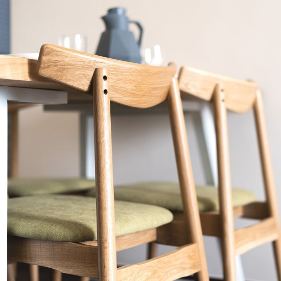 Elbow Chair no.2, W48, Natural Ash