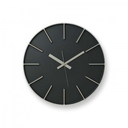 EDGE Clock - Black