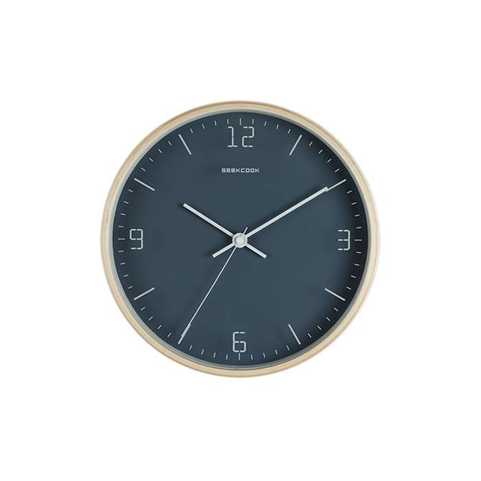 NOR Wall Clock, Natural