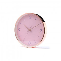 Rose Gold MOD Clock