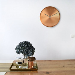 Wall Clock Belt