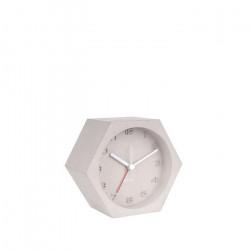 Alarm Clock Hexagon Concrete