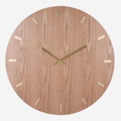 [SALE] Wall Clock Wood XL