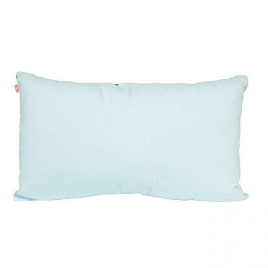[SALE] Cushion Duo Tone brushed twill blue