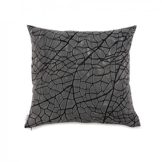 Vein cushion-M Grey