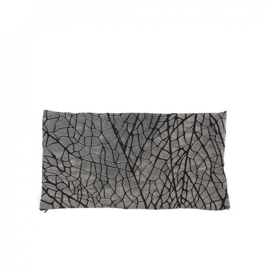 Vein cushion-S Grey