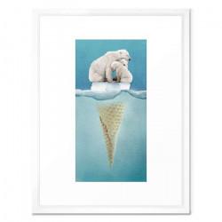 Polar Ice Cream Cap - Medium