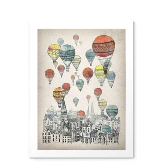 Voyages Over Edinburgh - Small