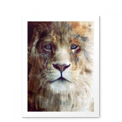 LION // MAJESTY - Small