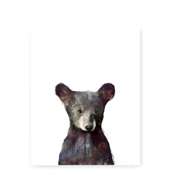 Little Bear art print - Small