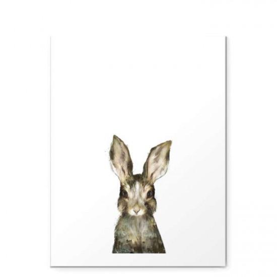 Little Rabbit art print - Small