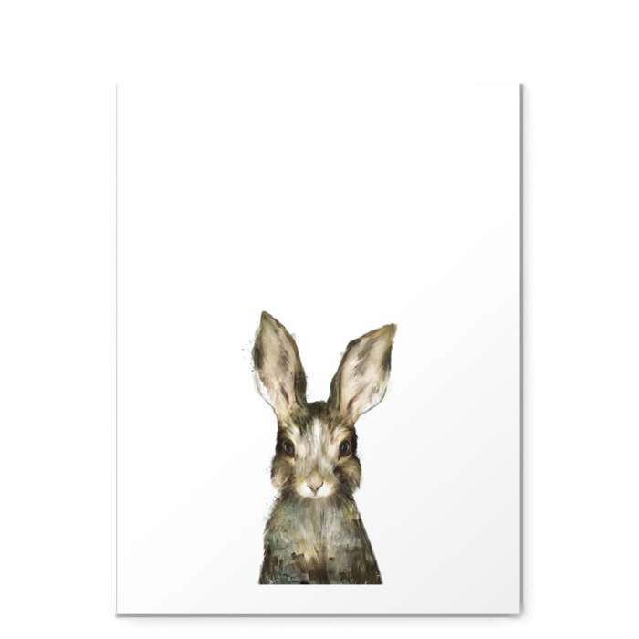 Little Rabbit art print - Small