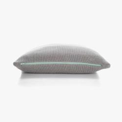 Big Stripe Cushion - Pastel Mint