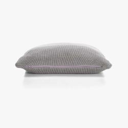 Big Stripe Cushion - Orchid