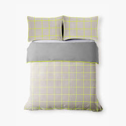 Lattice Quilt Cover - Double