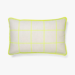 Lattice Standard Pillowcase