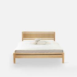 Double Dip Bed, Oak L180 [In-Stock]