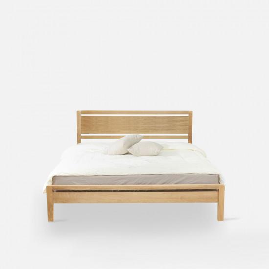 Double Dip Bed, Oak