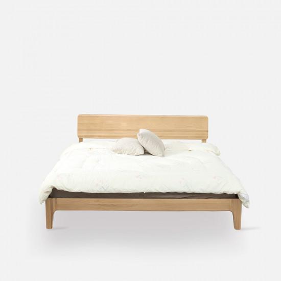 [SALE] Makoto Bed L120-L180, Oak