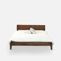 [SALE] Makoto Bed L120-L180, Walnut