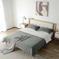 DANA Bed Frame, Oak