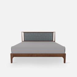 DANA Bed Frame, Walnut