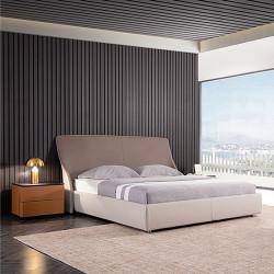 NOVA Leather Bed Frame II