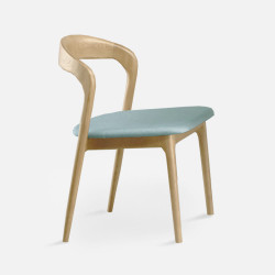 LUCA Dinning Chair, W46, Ash