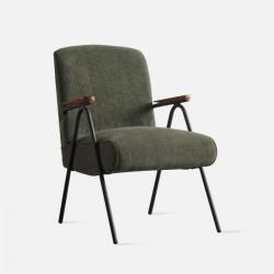 NADINE Corduroy Sofa, 1 seater