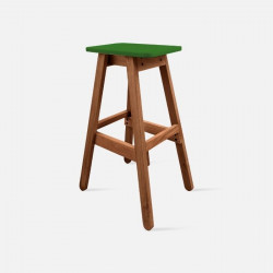 Sim Bar Stool - Green [Display]