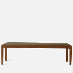 Dandy Bench - Natural Walnut