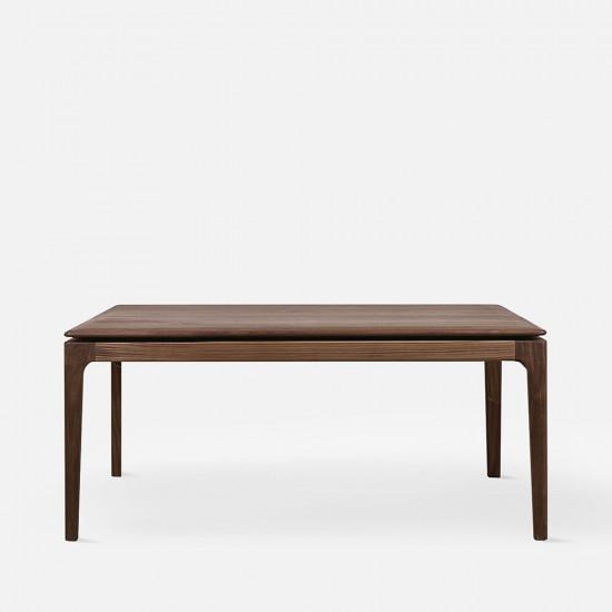 MOON Bench, L90, Natural Walnut [Display]