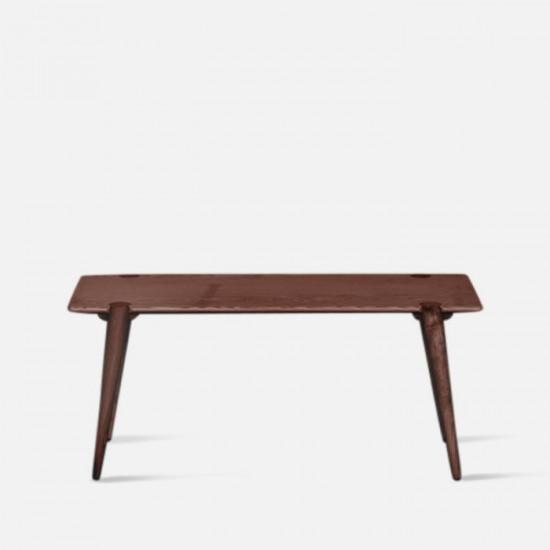 SEN Minimal Bench, Walnut Brown