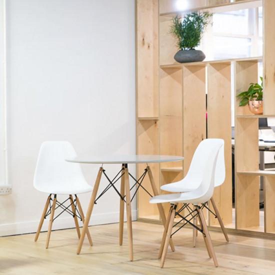 Premium DSW Chair, W47