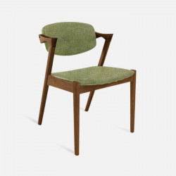 Z Chair, W46, Green, WB
