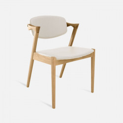 Z Chair, W46, Beige Oak [In-Stock]