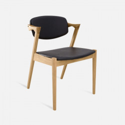 Z Chair, W460, Oak