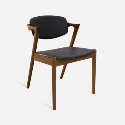 Z Chair, W50, Walnut