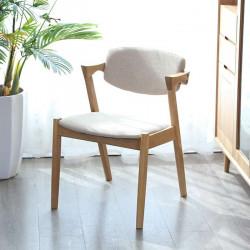 Z Chair, W50, Beige Oak
