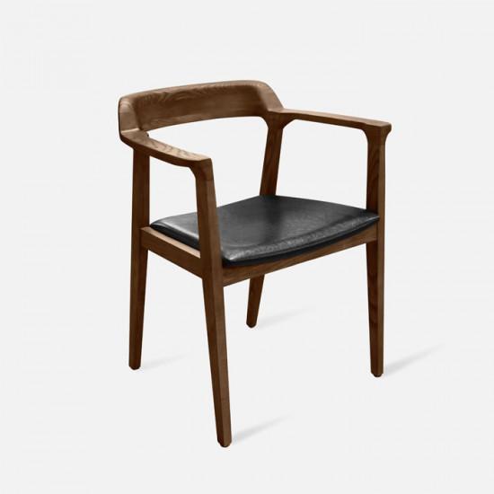 [SALE] Ash 50's Armchair, W60, Walnut