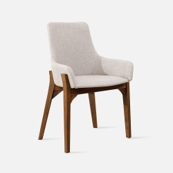 [Sale] Solo Chair, W52, Walnut