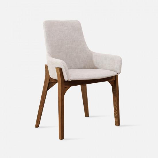 [Sale] Solo Chair, W52, Walnut