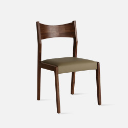 [SALE] Dandy Chair II, W48, Natural Walnut