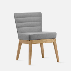 DINA Chair, W46, Natural Ash