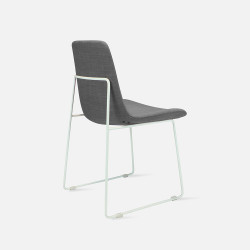 IND Chair, W52, Light Gray