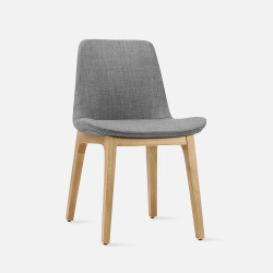 Curve Full Chair, W53, Natural Ash [In-Stock]