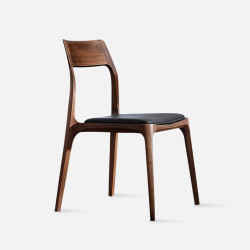 Oaki Chair, Natural Walnut